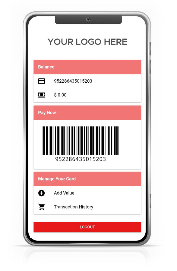 Gift Card App - Overview
